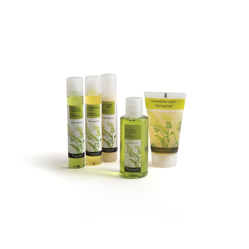 Hotelska kozmetika FRAGONARD Les Naturelles - Verveine