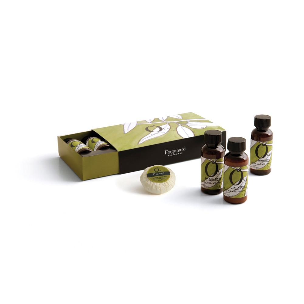 Hotelska kozmetika FRAGONARD Olive
