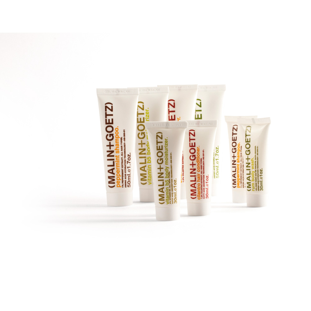 Hotelska kozmetika MALI + GOETZ RUM, PEPPERMINT, VITAMIN B5, CILANTRO (tubica)